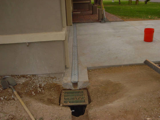Residential Drainage Projects